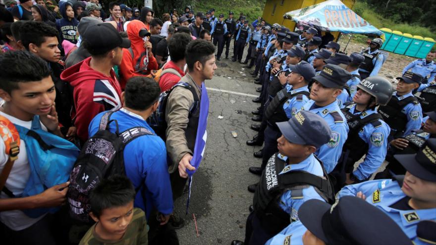 Guatemala y Honduras niegan acuerdo con EEUU para blindar fronteras