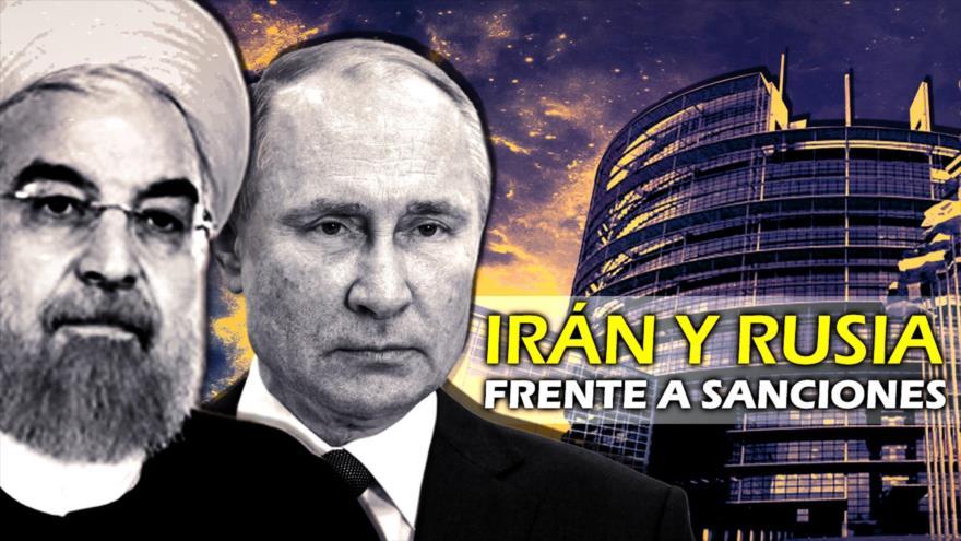 Detrás de la Razón: Rusia e Irán vs Sanciones