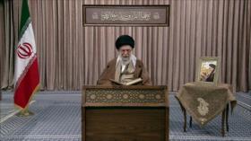 Discurso del Líder. Programa nuclear de Irán. Invasión a Afganistán- Noticias Exprés: 19:30- 15/04/2021