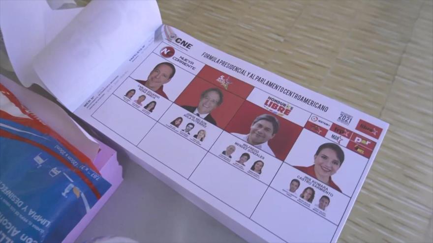 CNE en Honduras oficializa resultados de las elecciones primarias