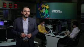 Buen día América Latina: Violencia en Colombia
