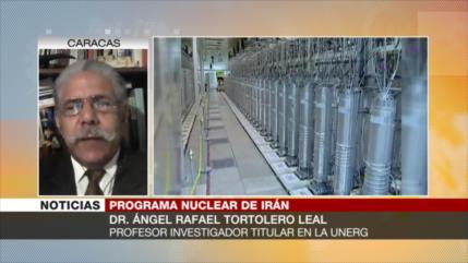 Tortolero: Irán tiene derecho a desarrollar energía nuclear