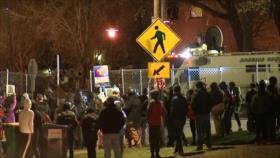 Siguen protestas en EEUU a pesar de fuerte represión policial