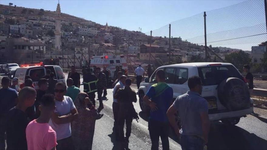 Muere otro palestino atropellado por un colono israelí en Cisjordania