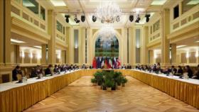Irán alerta: Sanciones de UE socavan conversaciones de Viena