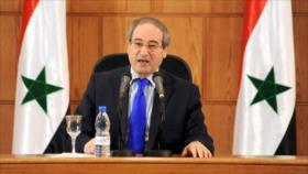 Siria: OPAQ es herramienta de EEUU para alcanzar sus fines hostiles