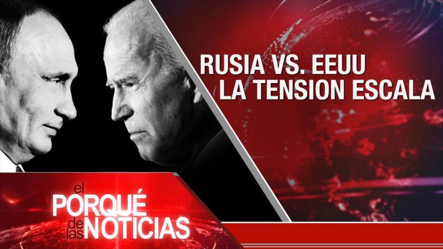El Porqué de las Noticias: Destino del acuerdo nuclear. Tensión EEUU-RUSIA. Elecciones en Perú