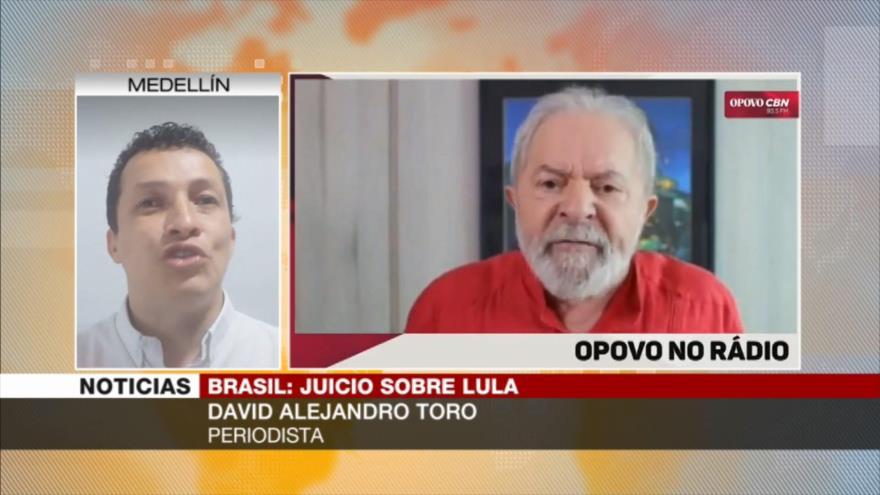 'Anulación de condenas a Lula sacude gobierno nefasto de Bolsonaro'