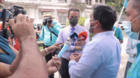 Docentes panameños denuncian campaña de desprestigio en su contra