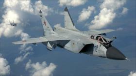 Caza ruso intercepta avión espía de EEUU sobre el océano Pacífico