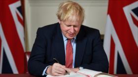 Palestina critica a Johnson por oponerse a pesquisa contra Israel