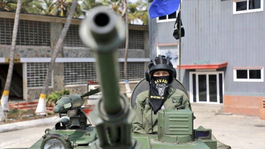 Venezuela aumenta operaciones contra grupos armados colombianos | HISPANTV