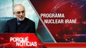 El Porqué de las Noticias: Programa nuclear iraní. Tensión Rusia-EEUU. Gongreso de PCC