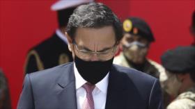 Vacunagate tumba a Vizcarra: Congreso de Perú lo inhabilita 10 años