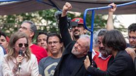 """Lula, listo para pelear con fascista Bolsonaro, """"si es necesario"""""""
