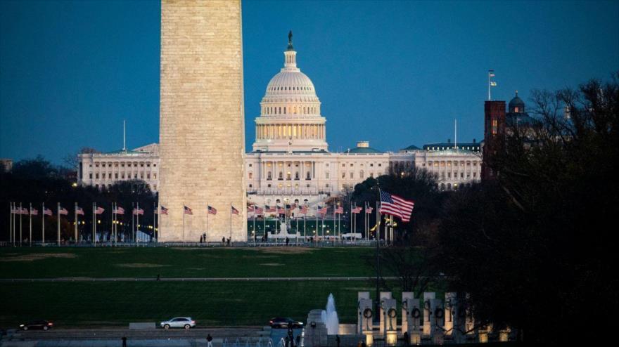 Vista del edificio del Capitolio que alberga en sus instalaciones la sede del Congreso de EE.UU. (Foto: Getty Images)