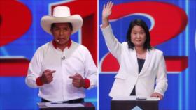 Confirmado: Castillo y Fujimori competirán en balotaje presidencial