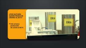 PoliMedios: ¿Por qué Irán quiere producir uranio al 60 %?