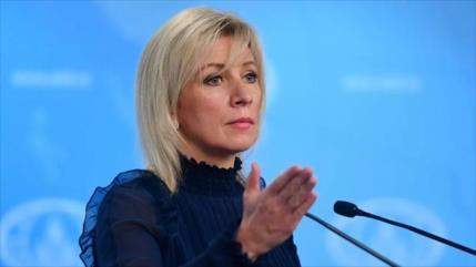 "Rusia llama a Kiev ""holograma antiucraniano importado"""