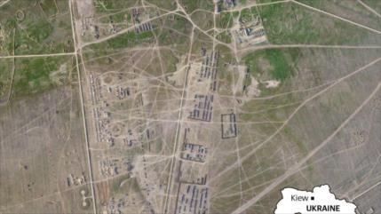 Fotos: Rusia envía miles de equipos y militares cerca de Ucrania