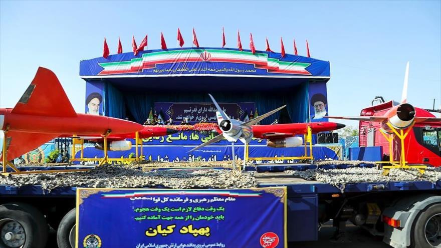 Irán se jacta ante enemigos: Drones son nuestra carta de triunfo | HISPANTV