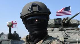 Siria condena la presencia de EEUU cerca de las fronteras de Rusia
