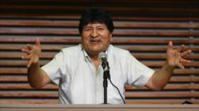 Morales anuncia la creación de una Unasur para pueblos sudamericanos
