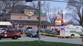 Tres muertos y dos heridos, saldo de nuevo tiroteo en EEUU