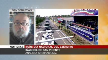 'Desfile militar revela que Irán venció el cerco de Occidente'
