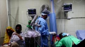 India asediada por COVID-19: Necesidad urgente de camas y oxígeno