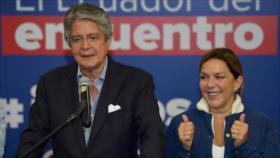 CNE de Ecuador oficializa victoria de Lasso en el balotaje