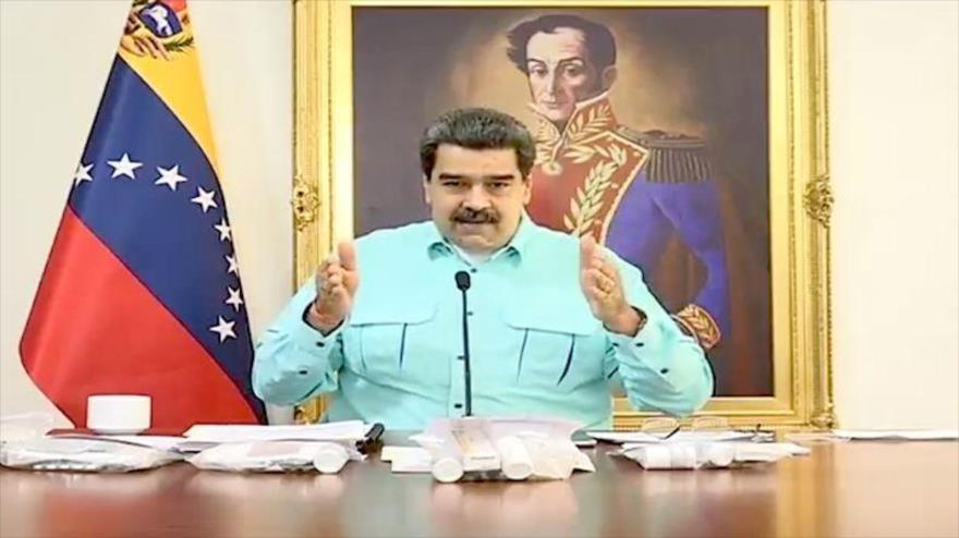 Maduro: Escala la guerra, EEUU impide venta de vacuna a Venezuela | HISPANTV