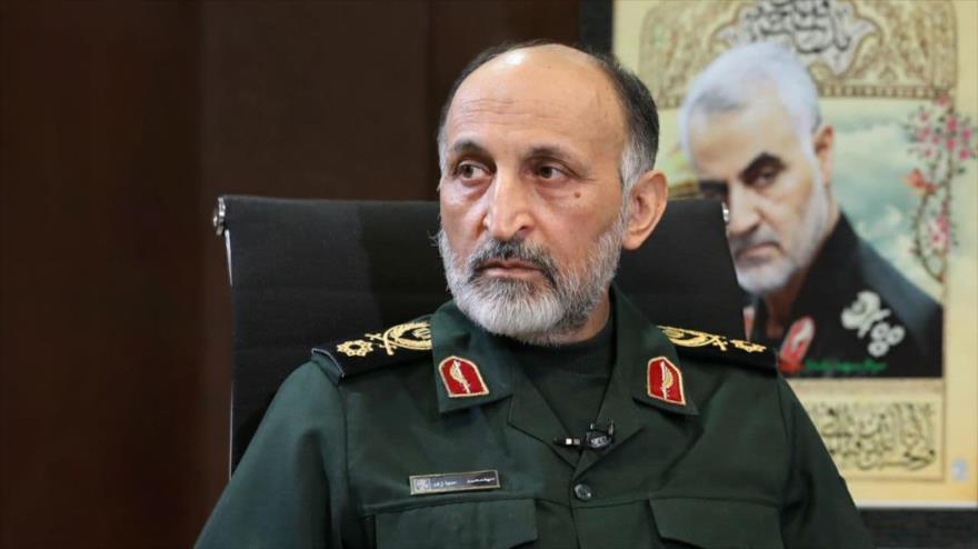 Fallece subjefe de Fuerza Quds del Cuerpo de Guardianes de Irán | HISPANTV