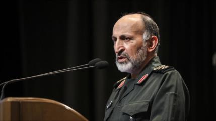 Hezbolá y HAMAS lamentan la muerte del subjefe del CGRI de Irán