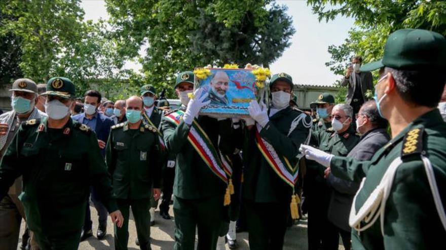 Irán a Israel: su alegría por muerte de Heyazi no durará mucho | HISPANTV