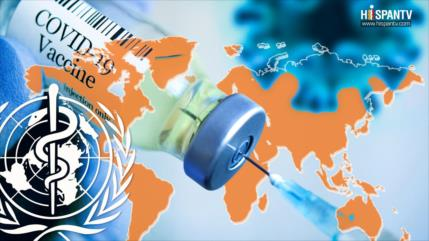 """Bolivia plantea """"liberar las patentes de vacunas contra COVID-19"""""""