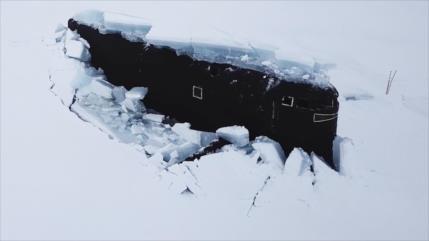 Rusia reta a EEUU y envía submarinos nucleares a Ártico