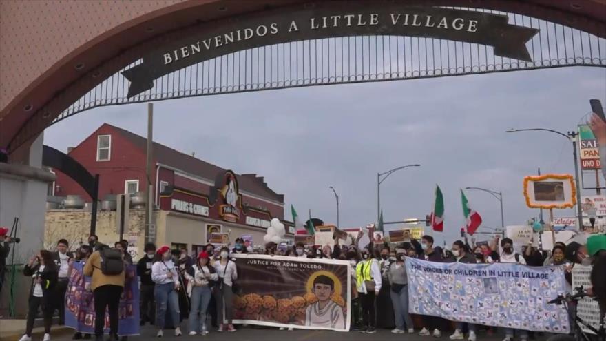 No bajan gritos contra violencia racial en EEUU | HISPANTV