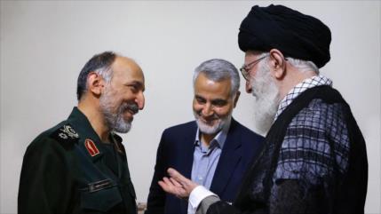 Irán nombra nuevo subjefe de Fuerza Quds del Cuerpo de Guardianes