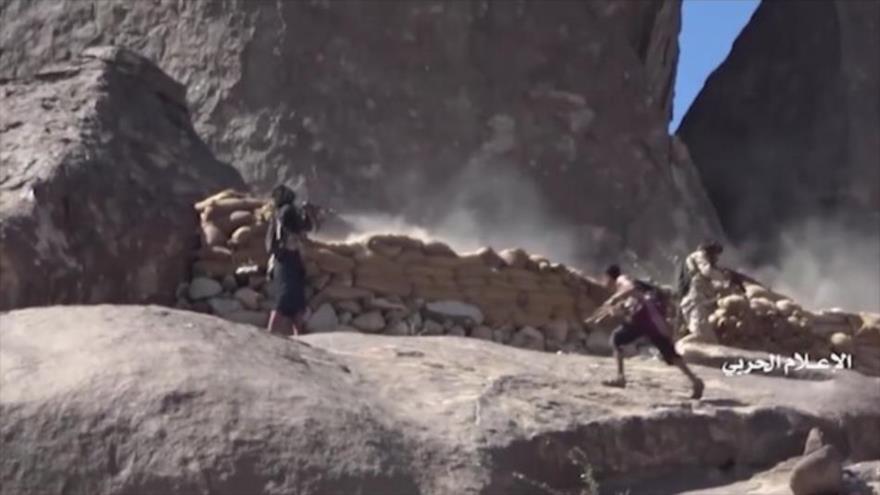 En imágenes: Yemen desafía a tropas saudíes con un ataque sorpresa | HISPANTV