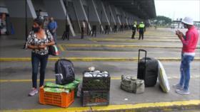 Ecuador se despide del impopular Moreno con huelga y paro nacional