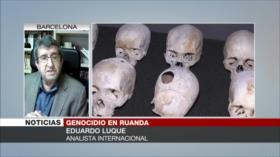 Luque: Francia debe rendir cuentas por alentar genocidio en Ruanda