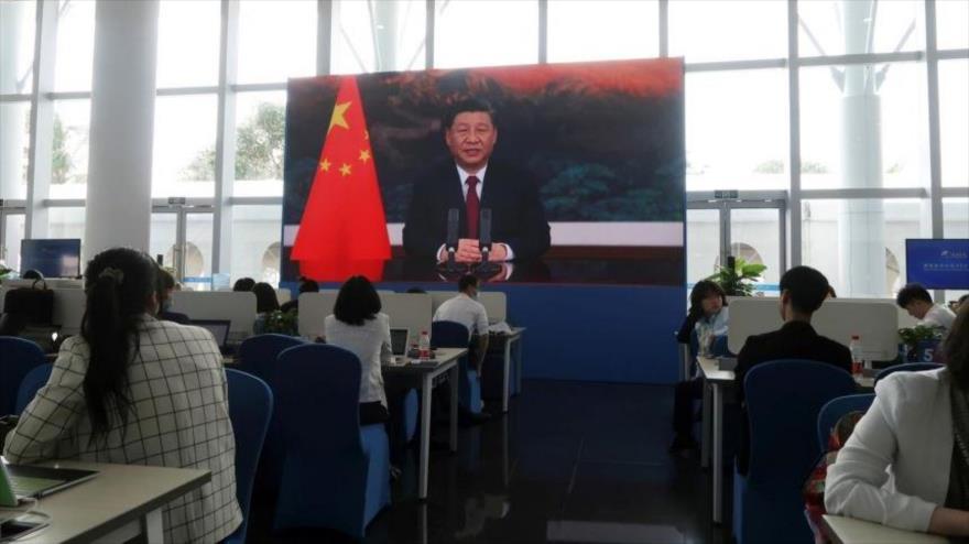 "China urge a EEUU a dejar de ""dar órdenes a otros"" en el mundo | HISPANTV"