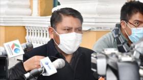 Advierten de viaje de legisladores bolivianos de oposición a EEUU