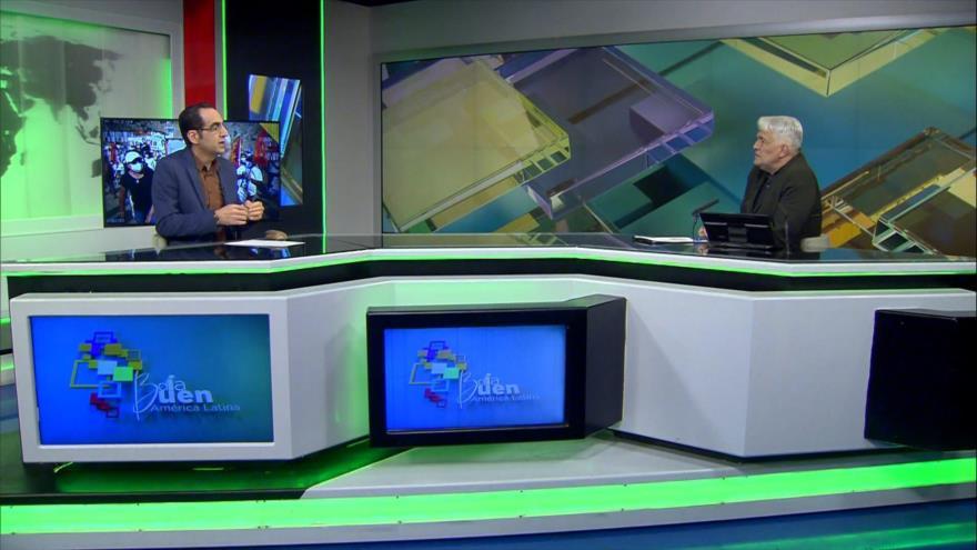 Buen día América Latina: Perú: Castillo supera por 11 puntos a Keiko