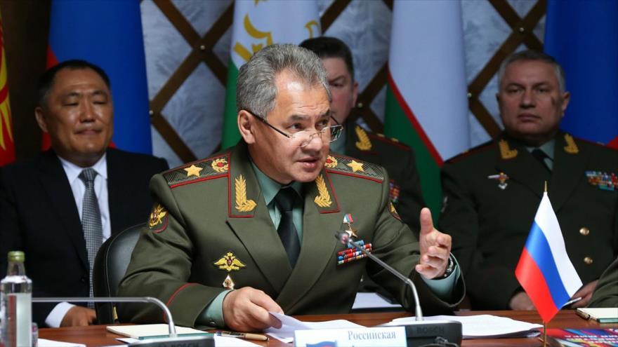 """Rusia: EEUU y OTAN siguen """"actividades provocativas"""" en mar Negro"""