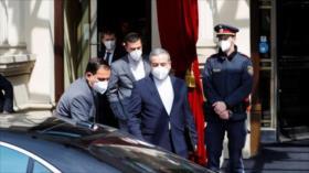 """""""Irán detendrá diálogos nucleares si se vuelven exigentes"""""""