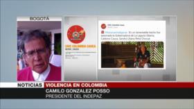 González: En Colombia gobierna la cleptocracia y no la democracia