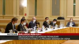 Diálogos de Viena. Resistencia de Yemen. China y unilateralismo - Noticias Exprés: 19:30 - 04/20/2021
