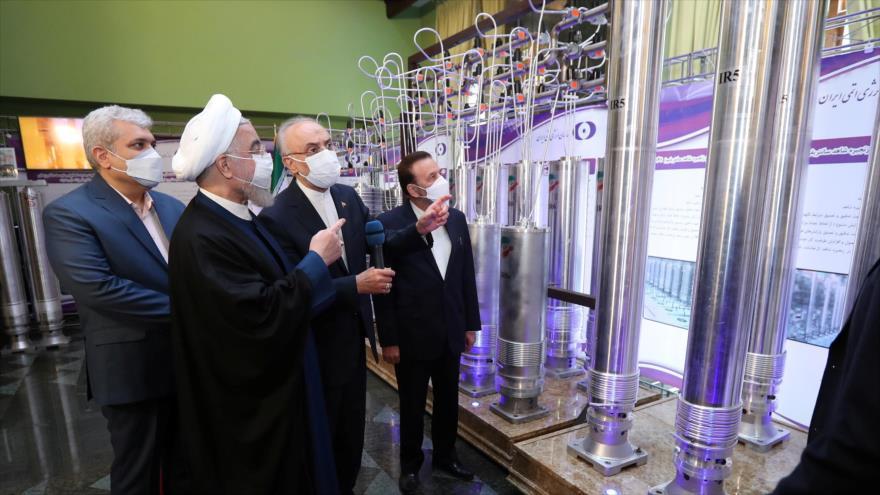 WP: Sabotajes no pueden paralizar el programa nuclear iraní, lo aceleran